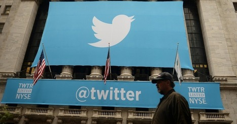 Report: 44% of Registered Twitter Users Have Never Tweeted | Social Media Useful Info | Scoop.it
