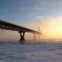 Reduced toll revenue tarnishes NWT bridge project on eve of grand opening   NWT News   Scoop.it