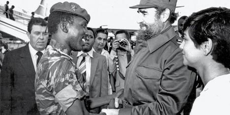 """Documentaire : """" Capitaine Thomas Sankara """", la naissance d'un mythe   Jeune Afrique   Kiosque du monde : Afrique   Scoop.it"""
