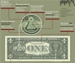INFOGRAPHIC: Explaining the US dollar bill | Sustain Our Earth | Scoop.it