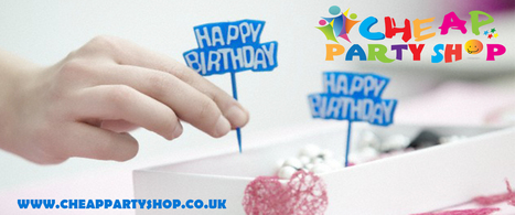 All Ages Birthday Party Supplies | party supplies uk | Scoop.it