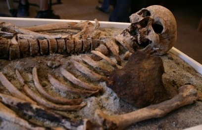 Bulgarian 'Vampire' Makes National Geographic Top 10 for 2012 | Archaeology News | Scoop.it