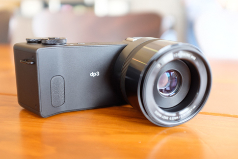 Review: Sigma's dp3 Quattro Technology Needs More Time For Improvements | Cameratest & Camera review | Scoop.it