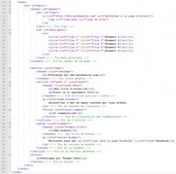 Créer, Organiser et Nettoyer son code HTML -   Web Marketing   Scoop.it