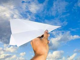 New technology lets you control paper airplane with smartphone | On My Mind | Scoop.it