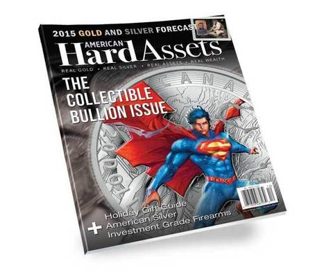 Impress Your Friends and Family with the Collectible Bullion Issue of AHA Magazine! - American Hard Assets | Auctions and Collectibles | Scoop.it