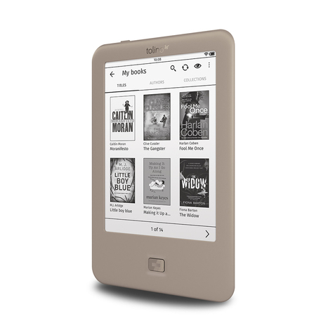 Tolino Page e-Reader will be available this summer | Ebook and Publishing | Scoop.it