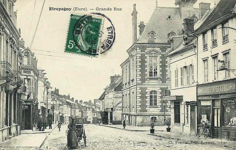 Exposition « La vie commerçante à Etrépagny »   Revue de Web par ClC   Scoop.it