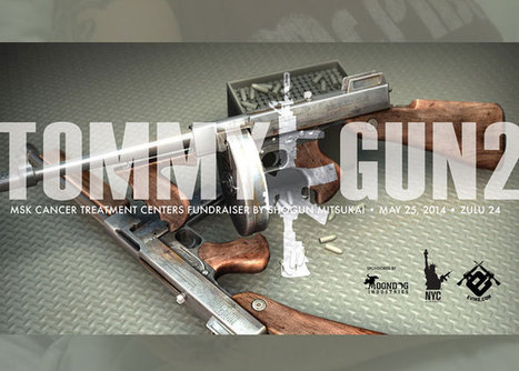 Op: Tommy Gun 2 Fundraising Event For MSK Cancer Centers | Popular Airsoft | Airsoft Showoffs | Scoop.it