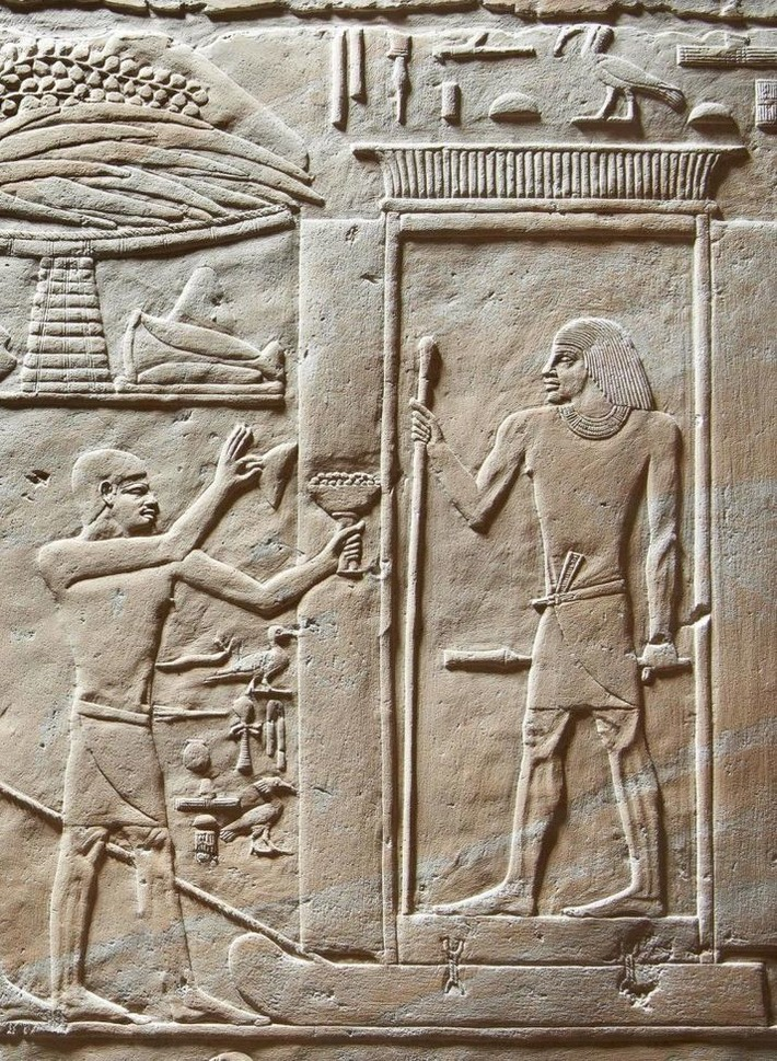 Une restauration pharaonique | Le Parisien | Kiosque du monde : Afrique | Scoop.it
