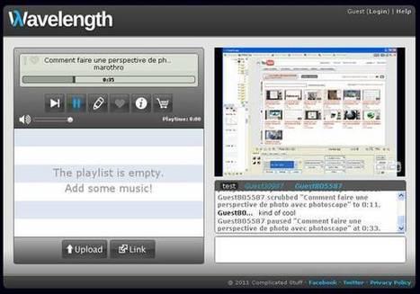 5 sites pour regarder des vidéos ensemble et à distance | Pédagogie et web 2.0 | Scoop.it
