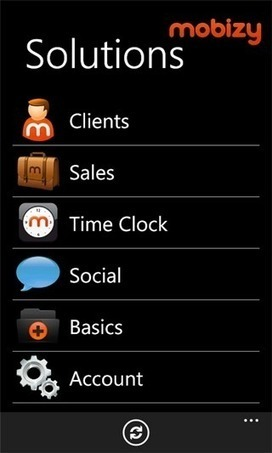 Manage Your Business On The Go With Mobizy For WP7, iOS & Android | Time to Learn | Scoop.it