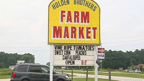 The freshest produce available is what Holden Brothers Market is all about | WECT-TV | North Carolina Agriculture | Scoop.it