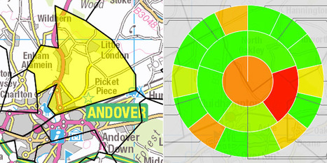 See UK: Normalizing Geolocated Data by Population or Area | Urban Life | Scoop.it