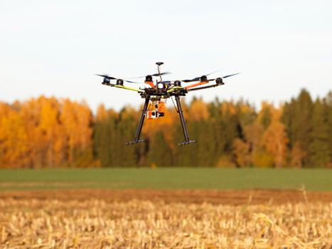 Drones transformam a paisagem no campo | Geoflorestas | Scoop.it