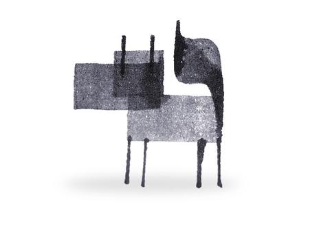 Des animaux minimalistes en calligraphie - La boite verte | Ca m'interpelle... | Scoop.it