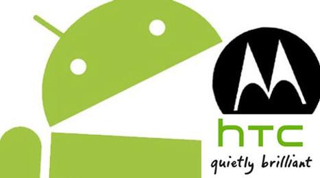 HTC: l'azienda è favorevole all'acquisizione di Google verso Motorola - Leggilo.net | il TecnoSociale | Scoop.it