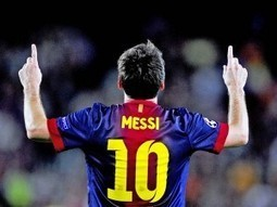 Lionel Messi in numbers: Is the Barcelona player the greatest-ever footballer? | Fútbol | Scoop.it