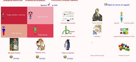 symbaloo sobre dislexia de ptyal - recursos aula de apoyo | Dislexia | Scoop.it