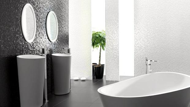[Best-of été] De la mosaïque dans la salle de bains   La Revue de Technitoit   Scoop.it
