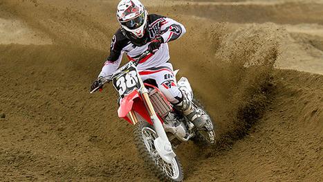 First Ride: 2014 Honda CRF250R - Motocross Videos - Vital MX | Dirt Biking | Scoop.it
