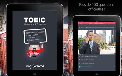 [Bon App'] TOEIC : une application gratuite pour le réviser et s'y préparer | Start-up & Co | Scoop.it