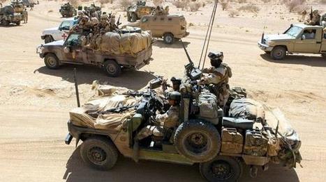A Kidal, l'armée française au pied du mur Bamako Mali | Voix Africaine: Afrique Infos | Scoop.it