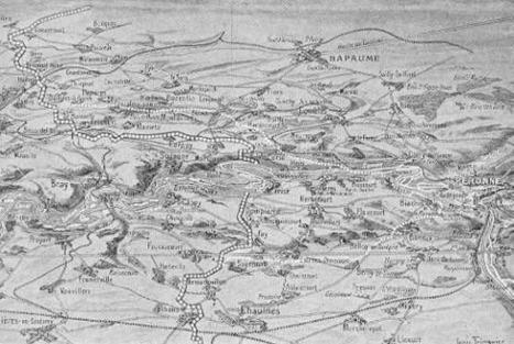 10 jours de bataille sur la Somme | Nos Racines | Scoop.it