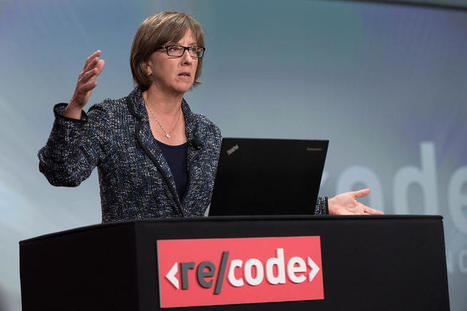 Messaging becoming the heart of mobile, Mary Meeker says - CNET | Mobile Marketing | News Updates | Scoop.it