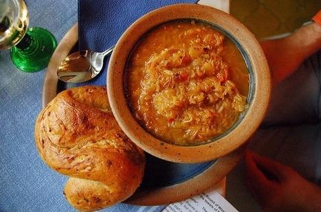 Recette de soupe épicée au chou, à la choucroute et aux pommes de terre | Cuisine du monde | Scoop.it