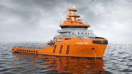 Wärtsilä to supply highly efficient integrated propulsion and ship design for two offshore support vessels | Finland | Scoop.it