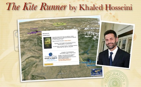 The Kite Runner by Khaled Hosseini UPDATED | What They're Saying About Google Lit Trips | Scoop.it