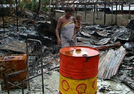 "Shell admits funding Niger Delta ""warlords"" 