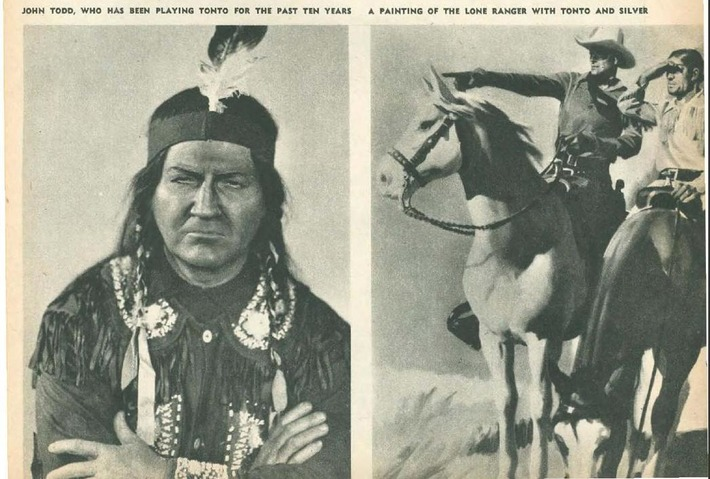 Native History: 'The Lone Ranger' Debuts on Detroit Radio, Introduces Tonto | Indian Country Today | Kiosque du monde : Amériques | Scoop.it