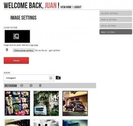 Pictually – Artistas y fotógrafos creando su página de presentación | Realidad Aumentada | Scoop.it