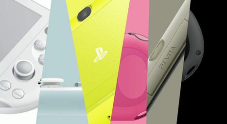 Novo modelo do PlayStation Vita é anunciado para o Japão; detalhes | Tech Maker | Scoop.it