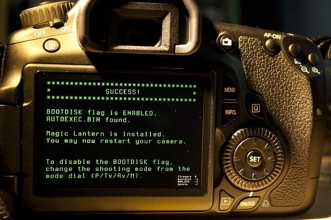 Unleash your camera's inner Hulk with a free hack to the firmware | pixels and pictures | Scoop.it