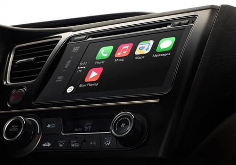 Apple Partnered With BlackBerry QNX for CarPlay | Appdroids | Scoop.it