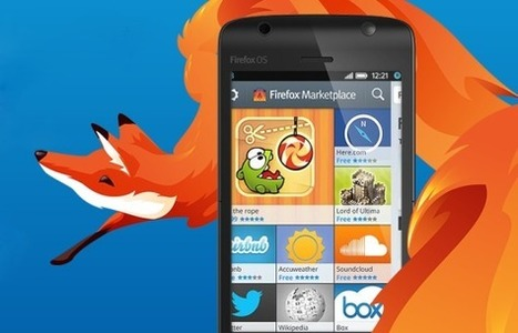 Firefox OS Based Smartphone announced and feature | allmykinds | Scoop.it