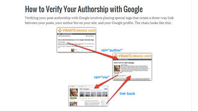 Google Authorship: How to Set It Up; A DO THIS NOW from @MarkTraphagen | Curation Revolution | Scoop.it