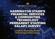 Harrington Starr's 2013 Financial Services Technology Sector Salary Survey | Low-Latency.com | The Second Financial Services and Commodities Technology Networking Breakfast | Scoop.it
