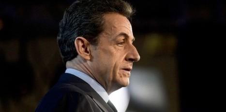 Sarkozy ironise sur le couple qu'il forme avec les journalistes.   Actualité des médias   Scoop.it