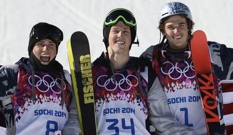 "JO/Ski slopestyle: une première ""made in USA"" - L'Express | Le ski freestyle aux JO | Scoop.it"
