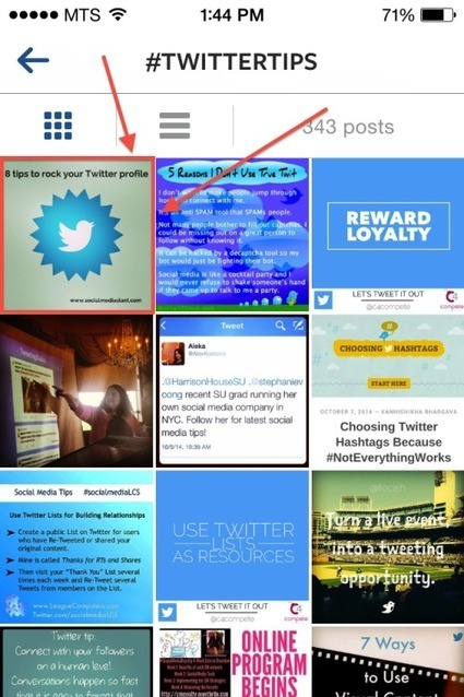 Revive your old Instagram content with this tip   News   Scoop.it