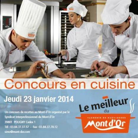 Concours Mont d'Or : de jeunes chefs s'affrontent | The Voice of Cheese | Scoop.it