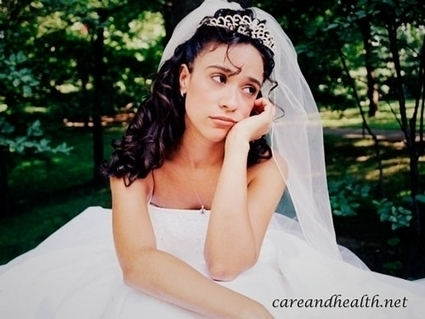 What is known as Wedding Blues? | Care and Health | Care and Health | Scoop.it