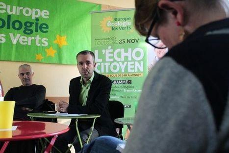 Municipales 2014 : le Parti Pirate Midi-Pyrénées et Bastir-POC intègrent la liste EELV | Toulouse La Ville Rose | Scoop.it