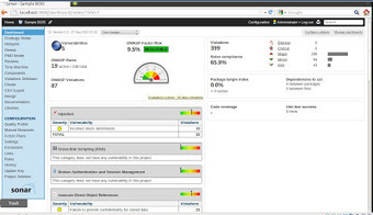 Meera's Blog: Sonar OWASP Plug-in   Software Quality - SonarQube by SonarSource   Scoop.it