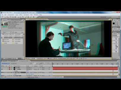 After Effects Tutorial – Stereoscopic 3D Movie Making