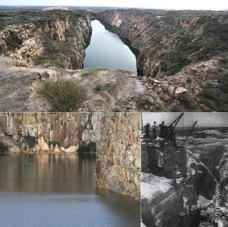 La vuelta a la mina | La nueva guerra del wolframio | Geografia de España | Scoop.it
